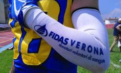 """""""Fidas Day"""" Sabato 19 maggio i Mastini scendono in campo per promuovere il dono del sangue"""
