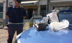 VERONA: In autostrada in taxi per non dare nell'occhio. Polizia arresta marocchino con 4 kg di droga