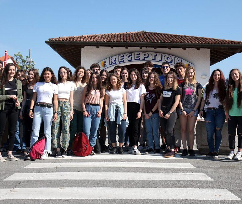 SCUOLA ALL'ESTERO: A CAORLE CIRCA 1200 STUDENTI DA TUTTA ITALIA  PER TRE GIORNI DI ORIENTAMENTO