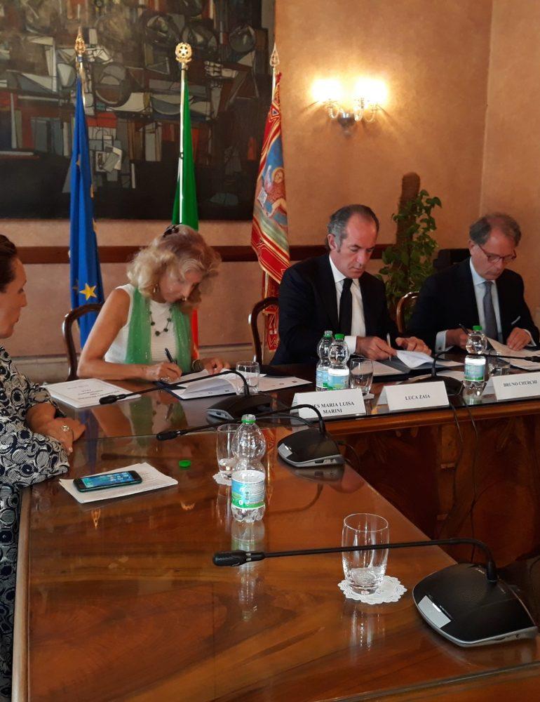 """Giustizia: convenzione tra Regione Veneto e Uffici Giudiziari per rinforzo personale – il Governatore, """"Un primo aiuto, in attesa dell'autonomia regionale"""""""