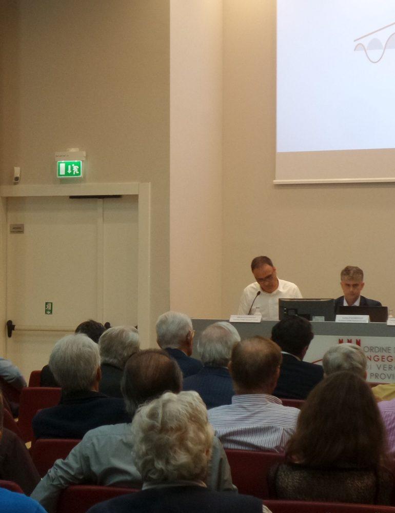 Ingegneri di Verona e Provincia, le congratulazioni dell'Ordine al collega Mattia Fantinati, nominato sottosegretario alla Pubblica Amministrazione