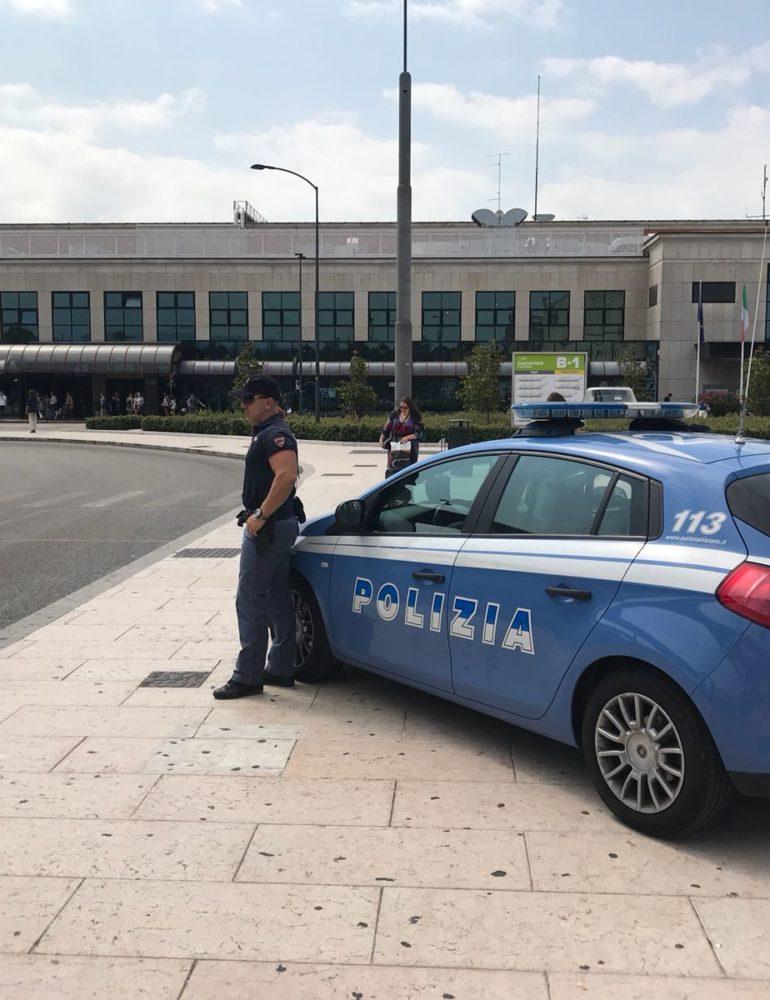 Verona: furto in stazione. La Polizia arresta i responsabili.