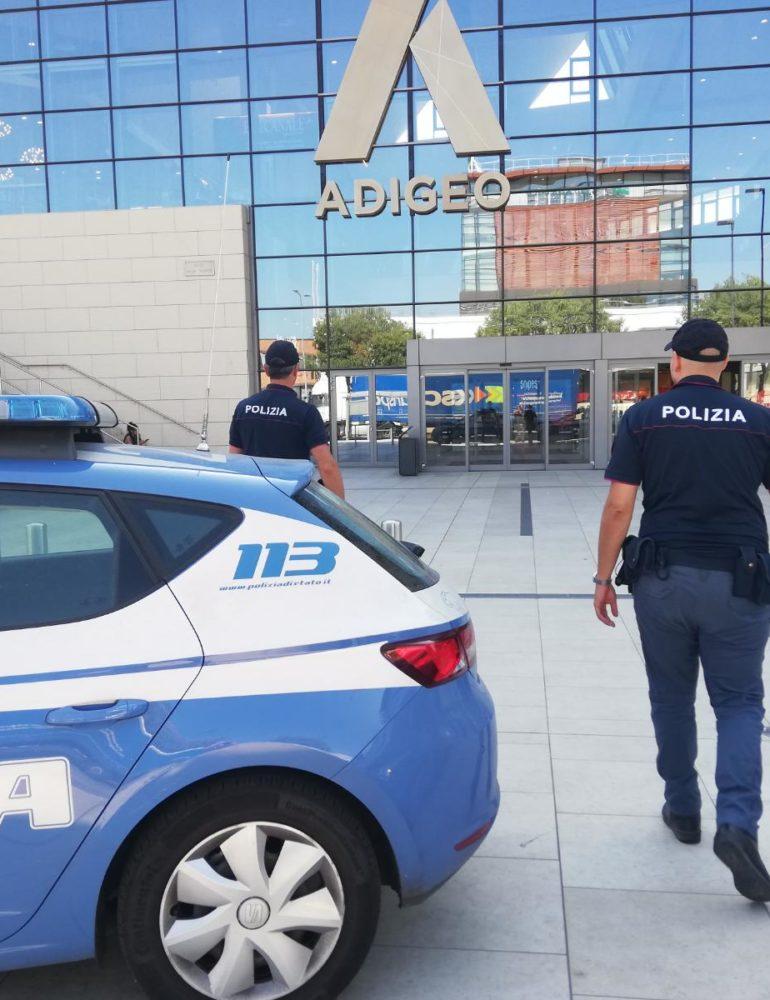 Verona:Arrestato borseggiatore seriale dagli agenti della stradale di Verona sud