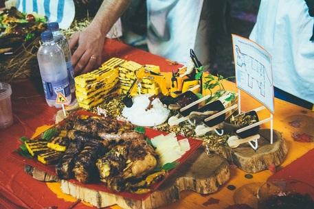 Vince ricetta tradizione a gara barbeque