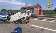 Incidente causato da Paolini, morta donna