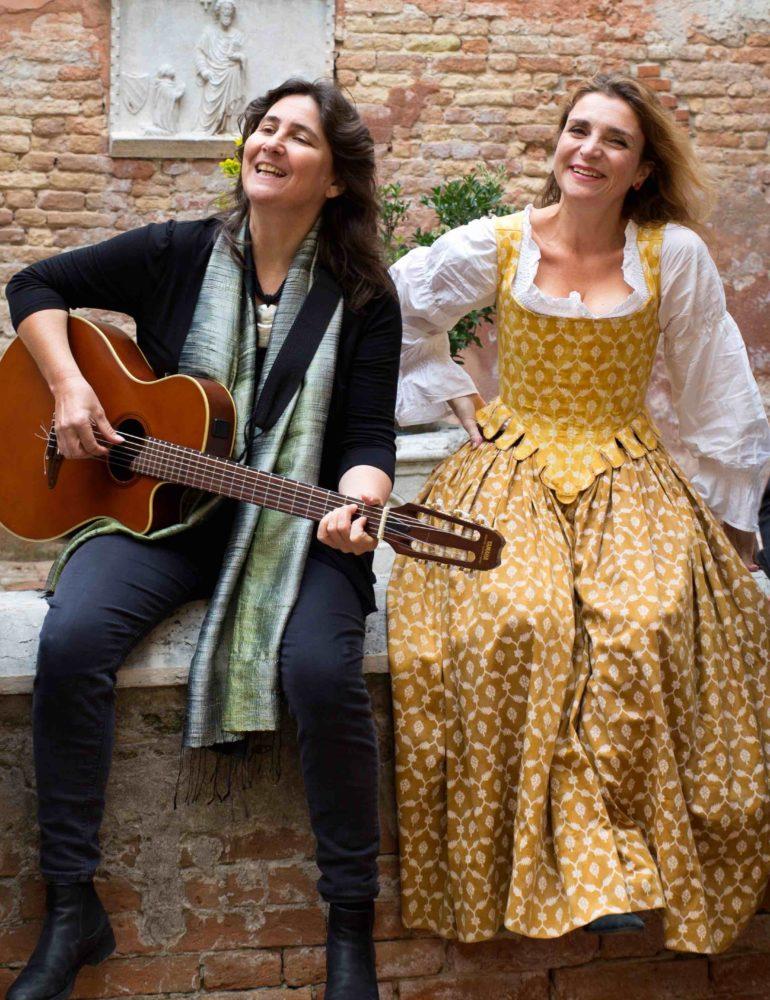 Cantar Venezia e le canzoni da battello alle pendici del Monte Baldo