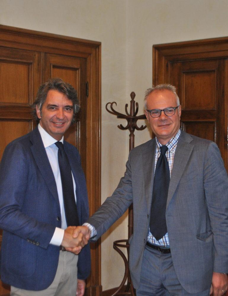 Sindaco riceve nuovo Presidente Tribunale Militare di Verona