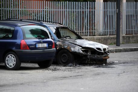Piromane auto Treviso, arrestato giovane