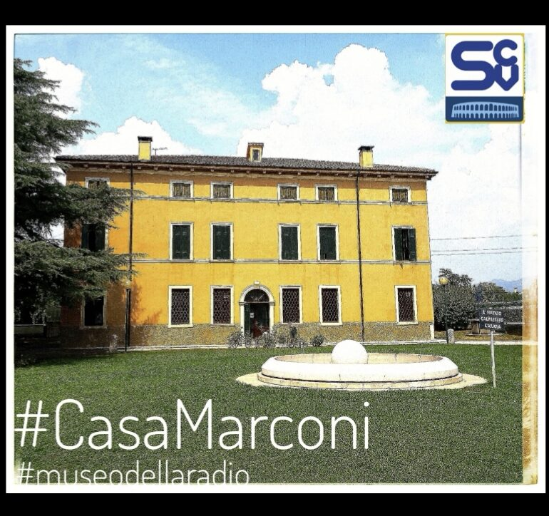 #CasaMarconi #museodellaradio