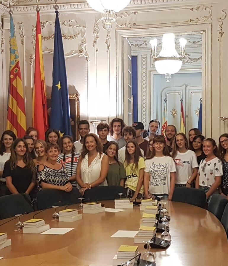 """Scuola: studenti bassanesi in Spagna con il progetto Move 5.0 – Assessore Donazzan , """"Un plauso al liceo Brocchi per aver colto questa opportunità"""""""