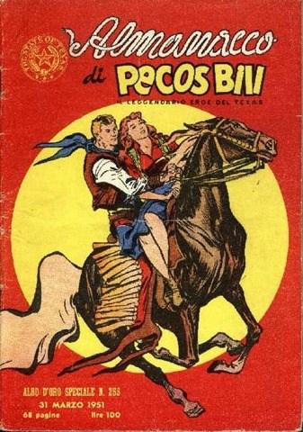 Mostra del fumetto ricorda l 'eroe del Texas Pecos Bill