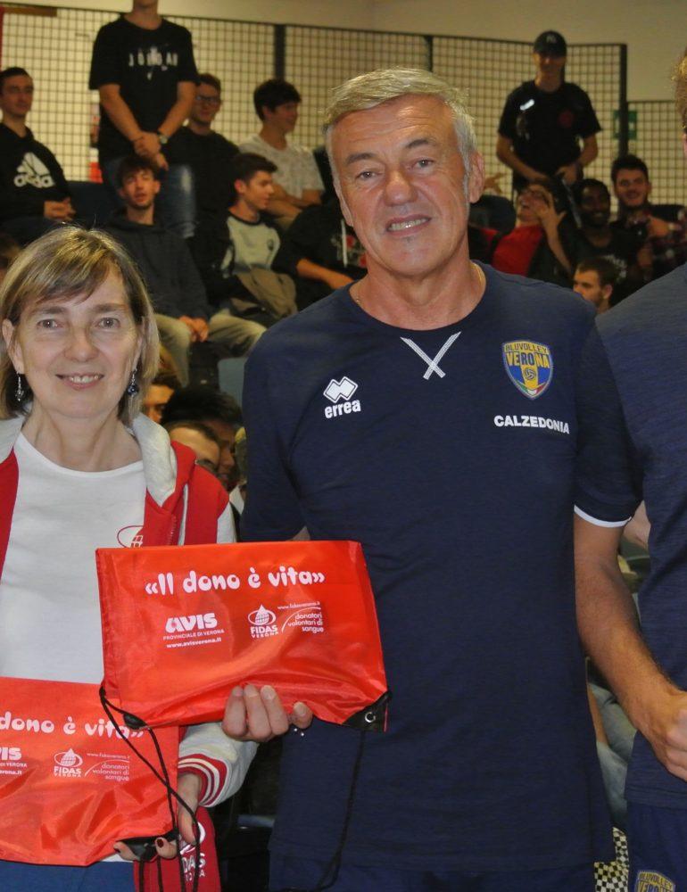 Fidas Verona: Insieme per promuovere il dono del sangue a scuola