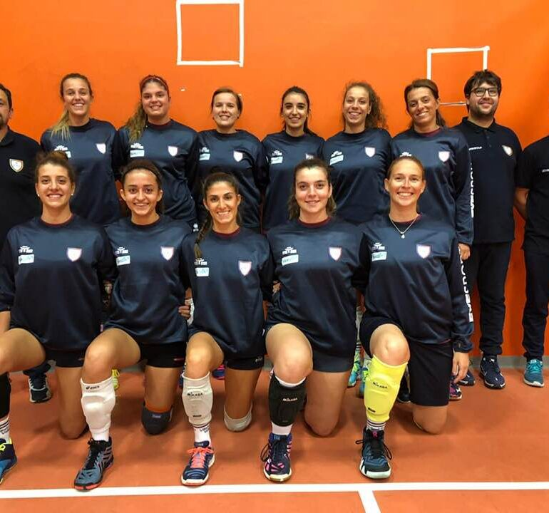 """Villafranca Volley, una """"prima"""" da dimenticare"""