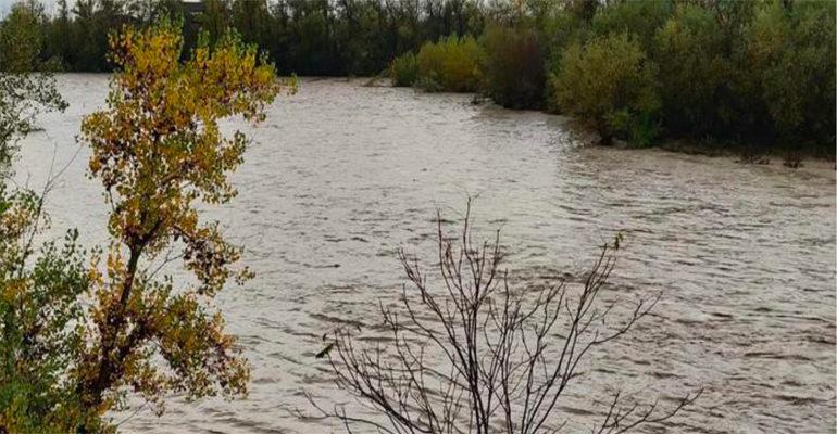 Veneto, preoccupano fiumi tagliamento e meduna