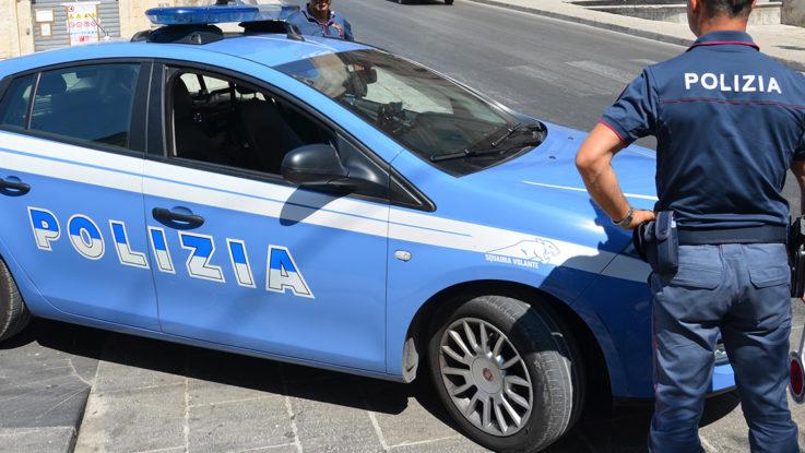 Sequestrato uno dei 307 veicoli intestati a prestanome rumeno senza patente