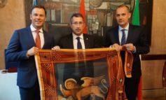 Visita in Veneto di una delegazione del governo serbo
