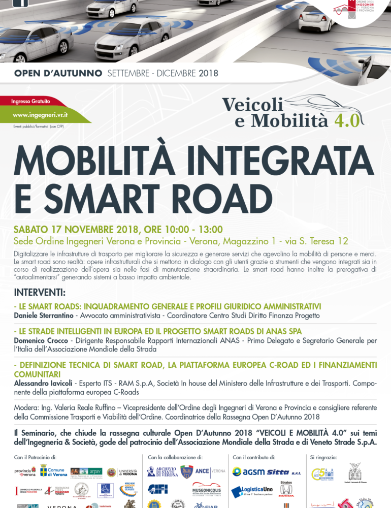 Mobilità integrata e Smart Road