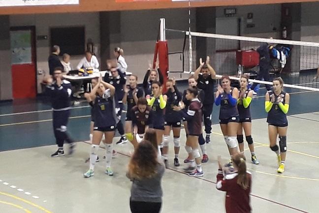Il Villafranca Volley torna da Cadoneghe con due set e qualche certezza in più