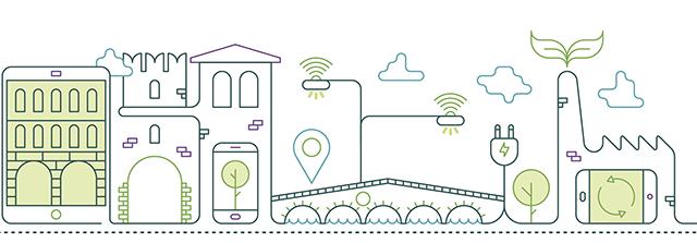 Smart City, più sicurezza con webcam ad alta definizine e bollettini sul traffico
