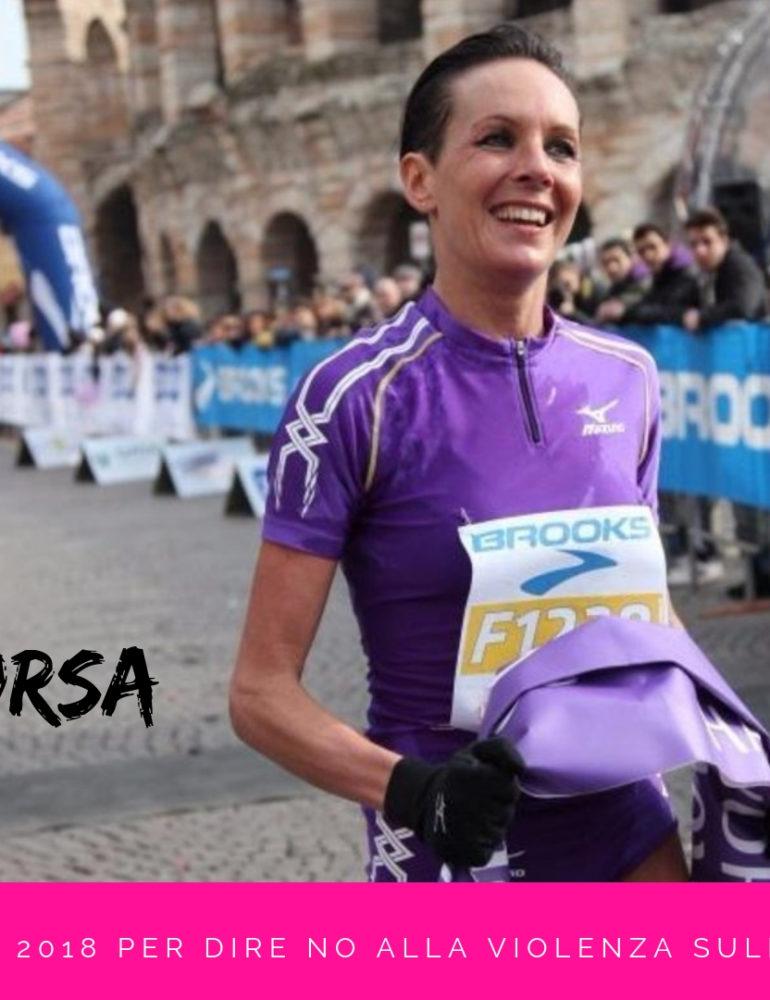 We Run – Libere di correre, l'evento veronese per dire No alla violenza sulle donne
