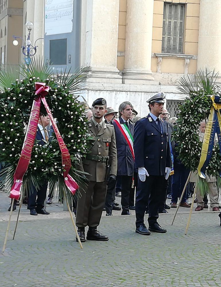 Sindaco Sboarina alla giornata in ricordo dei caduti militari e civili nelle missioni internazionali per la pace