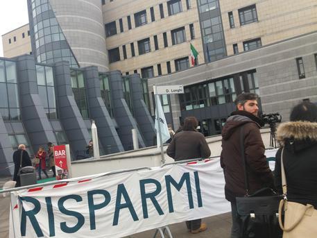 Pop. Vicenza: insolvente per 3,5 mld