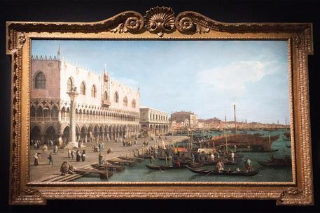 Canaletto e Venezia a Palazzo Ducale