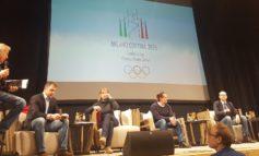 """Presentata a Cortina la candidatura alle Olimpiadi invernali del 2026. Caner: """"Milano-Cortina, un binomio vincente"""""""