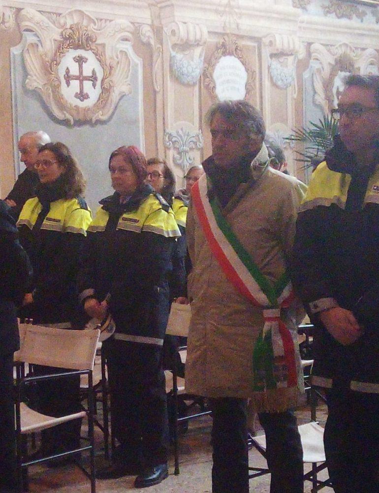 San Sebastiano. La Polizia municipale festeggia il patrono