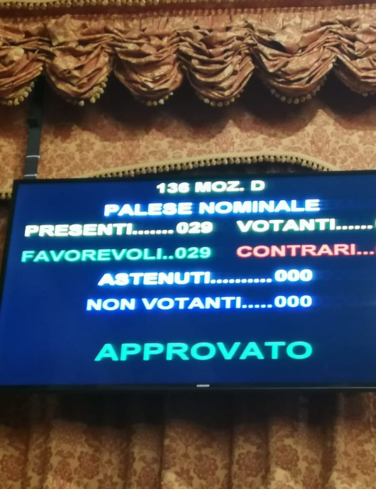Il Consiglio comunale approva all' unanimità una mozione a difesa dell' Ospedale Civile di Venezia