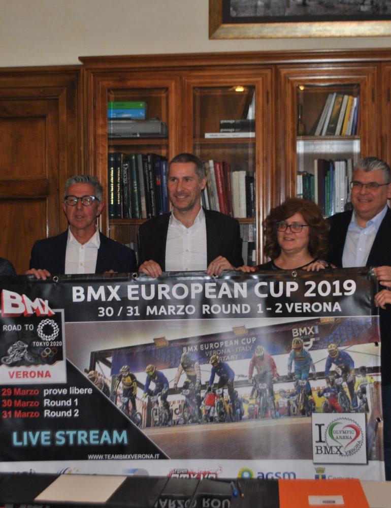A Verona, per il terzo anno, i campioni mondiali della BMX