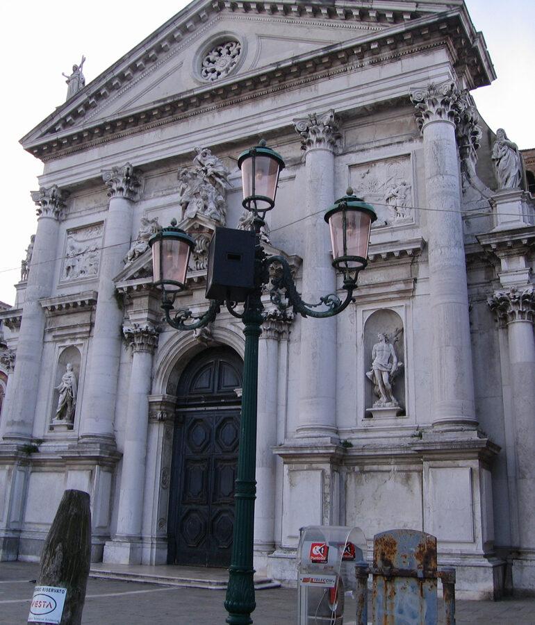 Dal 20 marzo al 5 aprile chiusa al transito, dalle ore 21 alle 5, la Salizada San Pio X per lavori di restauro della pavimentazione