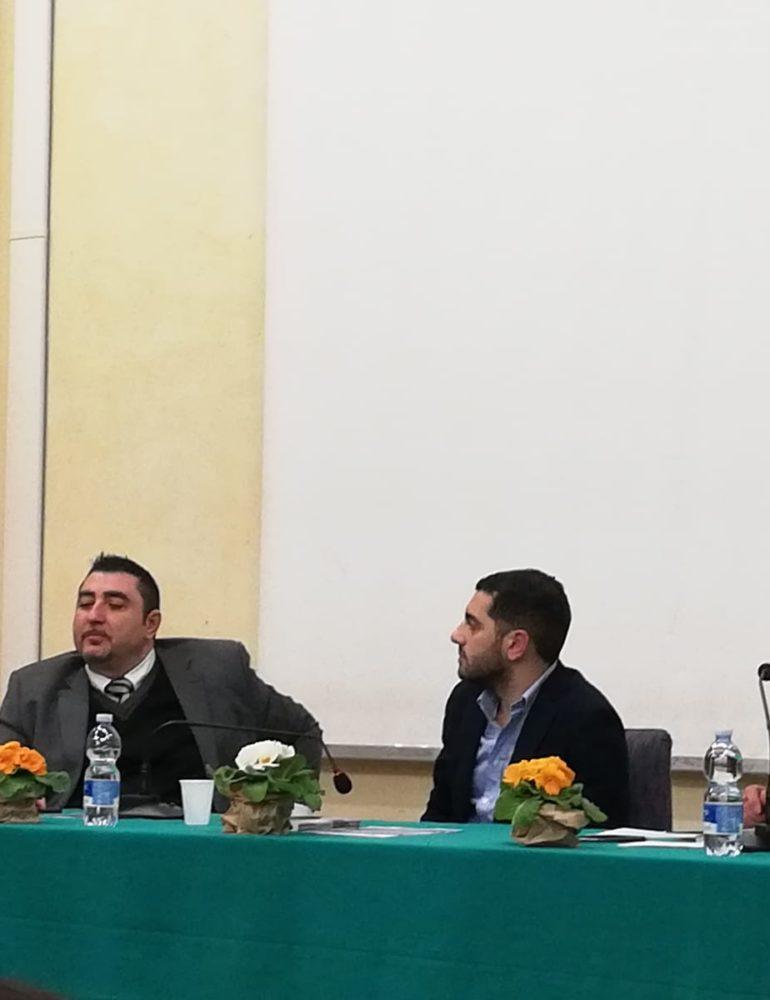 Si è parlato di 'Ndrangheta a Villafranca e delle donne che l'hanno contrastata. Bitto: Dopo le interdittive emesse dal Prefetto di Verona non abbassare la guardia.