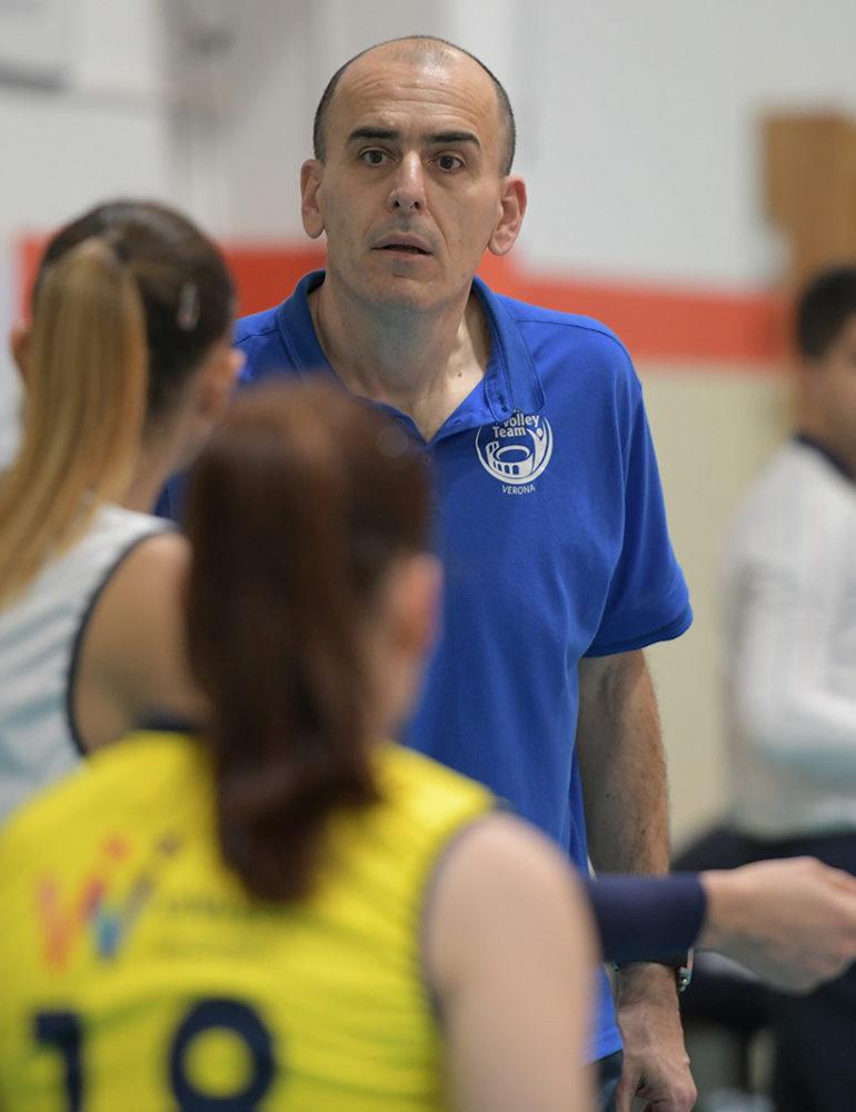 Marcello Bertolini: «Raggiungere quota 40 a fine campionato significherebbe aver fatto un percorso importante».