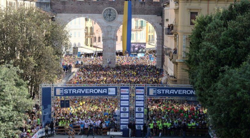 Straverona 2019: attesi a Verona oltre 20 mila partecipanti