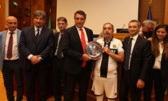 Il ChievoVerona For Special premiato alla Camera dei Deputati