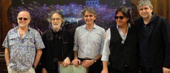 In Arena PFM e Cristiano de Andrè. Concerto – evento in nome di Faber
