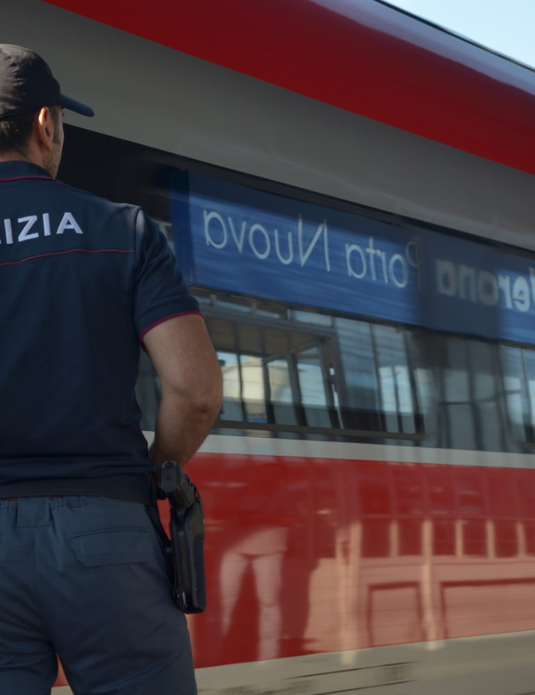 Verona: la Polizia di Stato rintraccia alla stazione di Verona Porta Nuova una persona scomparsa