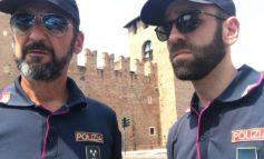 Verona – Resistenza a Pubblico Ufficiale: la Polizia di Stato arresta due cittadini stranieri.