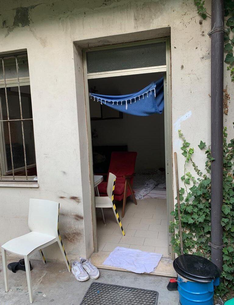 Denunciati tunisino e donna tedesca che occupavano immobile del Comune a Veronetta