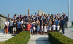L'Aeronautica festeggia a Villafranca i trent'anni del Corso Leone 4°