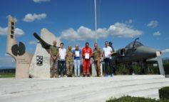 Addestramento congiunto per il 3° Stormo e la Croce Rossa di Verona