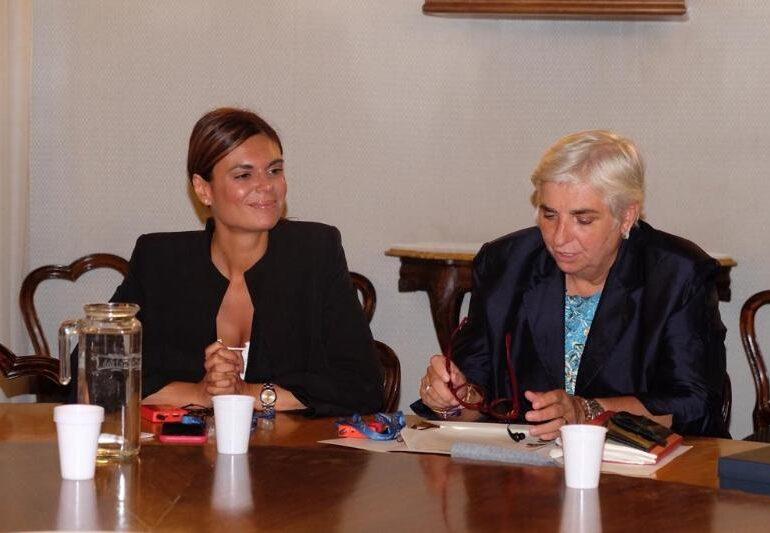 La presidente Damiano e l'assessore Mar hanno incontrato una delegazione del Gruppo parlamentare di amicizia con l'Italia del Senato francese