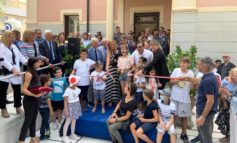 """Villa Fantelli, nuova casa Abeo. Sboarina: """"L'impegno di tanti diventa patrimonio di tutti"""""""