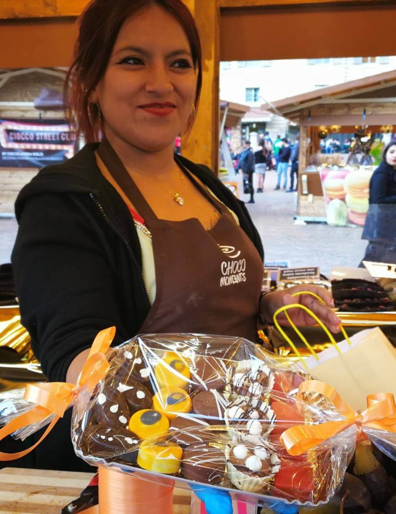 Chocomoments: un fiume di cioccolato a Malcesine