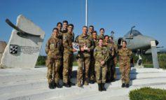 Da Pozzuoli a Villafranca: gli allievi dell'Accademia in visita al 3° Stormo