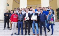 Football Americano. I Campioni d'Italia dei Redskins Verona a Palazzo Barbieri