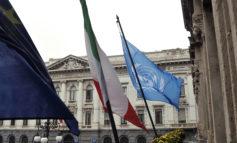 Giornata mondiale delle Nazioni Unite. Palazzo Marino espone la bandiera dell'Onu