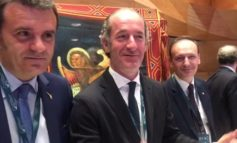 """19 E 20 Ottobre, Week-End Unesco sulle colline del Prosecco di Conegliano e Valdobbiadene. Presidente Zaia, """"Ci sarò anch'io, un'occasione per abbracciarsi dopo il traguardo e proseguire insieme il lavoro"""""""