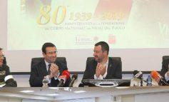 Verona festeggia gli 80 anni dei Vigili del Fuoco